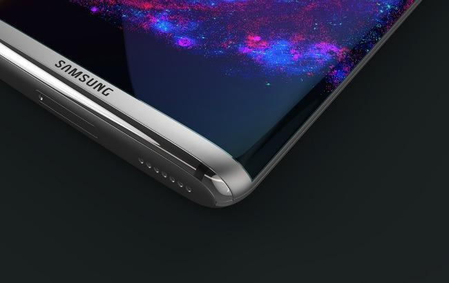 Фото: Samsung Galaxy S8 представлять на виставці в Барселоні