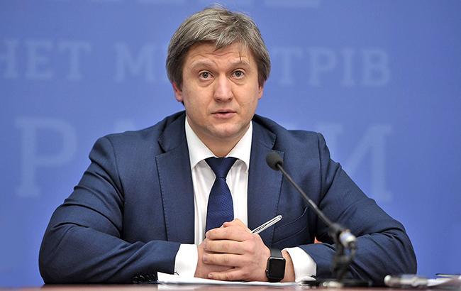 Данилюк подтвердил закрытие проекта ЕС по модернизации КПП на границе