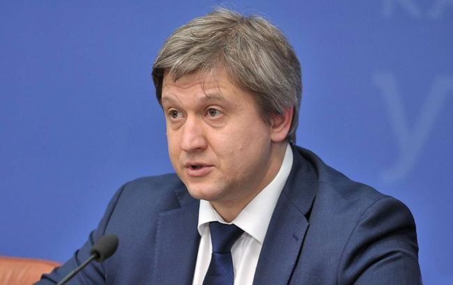 Мінфін володіє 55% банківської системи України, - Данилюк