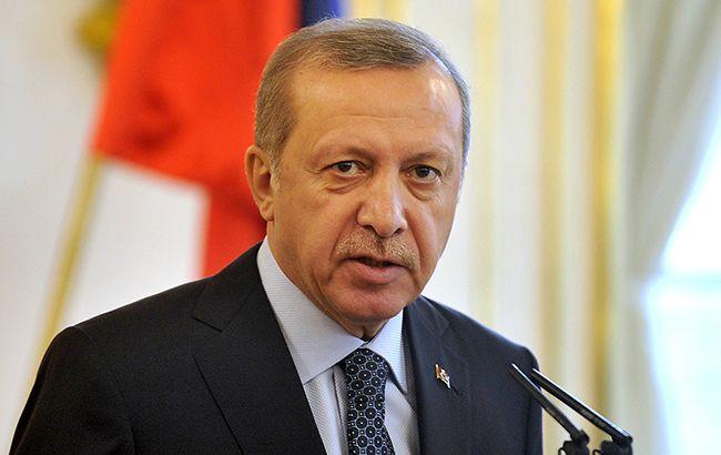 Ердоган назвав РФ однієї зі сторін конфлікту в Нагірному Карабасі