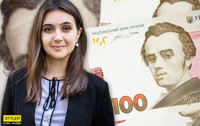 Сколько зарабатывает пресс-секретарь Зеленского: названа сумма