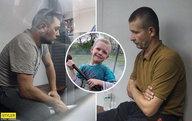 """Жестокое убийство 5-летнего ребенка """"копами"""": новые детали о полицейских"""