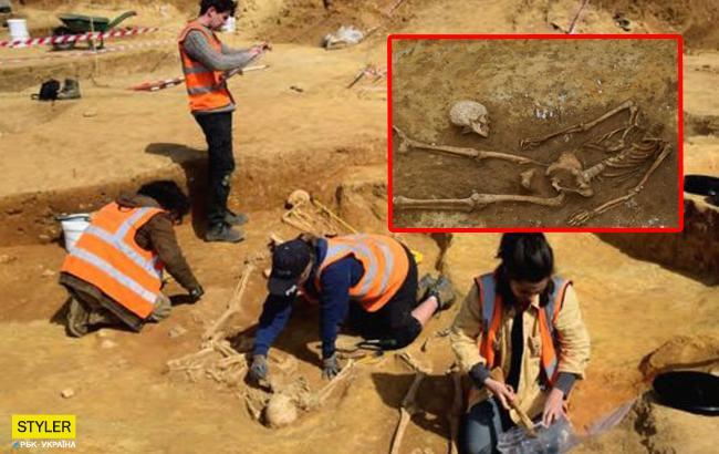 Скелеты без голов: археологи обнаружили загадочное захоронение