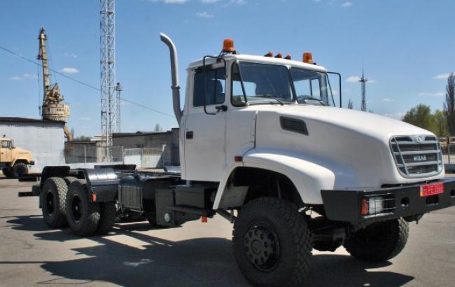 Украина поставила армии Египта партию из более 100 автомобилей