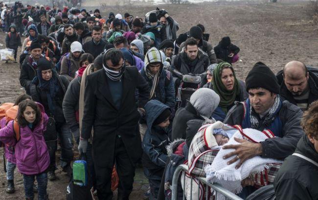 Кількість біженців у світі досягла рекордних показників, - ООН
