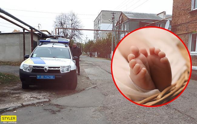 В Одесской области внезапно умер четырехмесячный ребенок