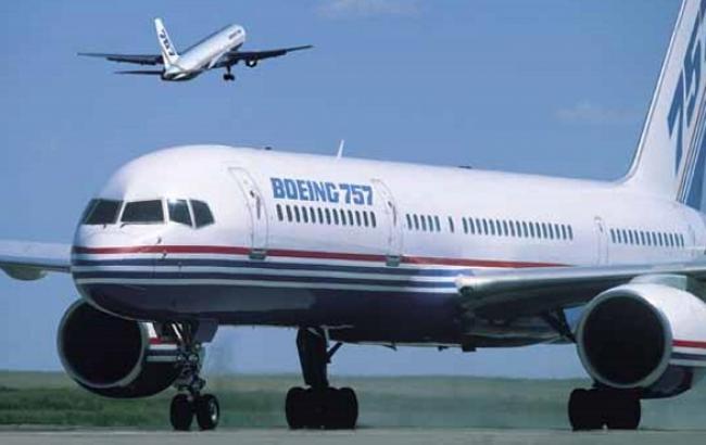 В Австрии арестован за долги российский Boeing-757
