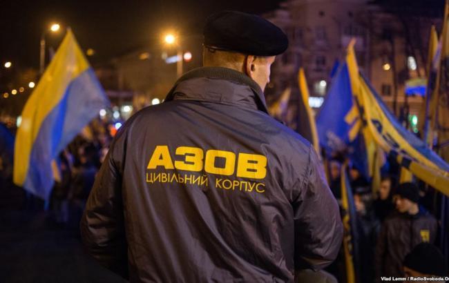 """Фото: похоже, что перед партией """"Национальный корпус"""" стоит немало задач (источник фото """"Радио Свобода"""")"""