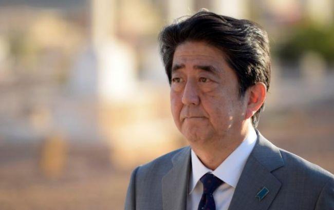 Японія вживатиме конкретні заходів у відповідь на запуск ракети КНДР
