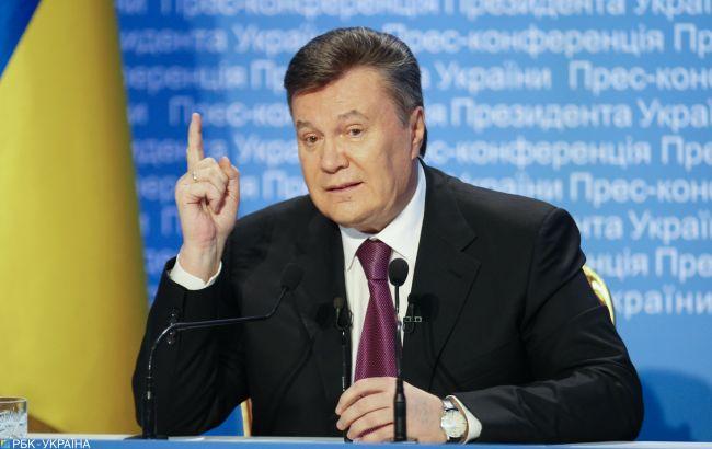 Апелляционный суд Киева объяснил решение об отмене заочного ареста Януковича