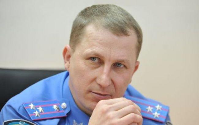 Фото: глава Нацполіції в Донецькій області В'ячеслав Аброськін