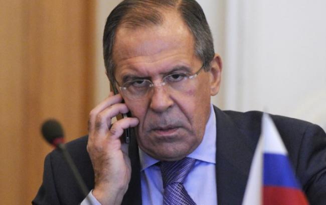 Лавров закликав визначити чітку лінію розмежування між силами АТО і бойовиками