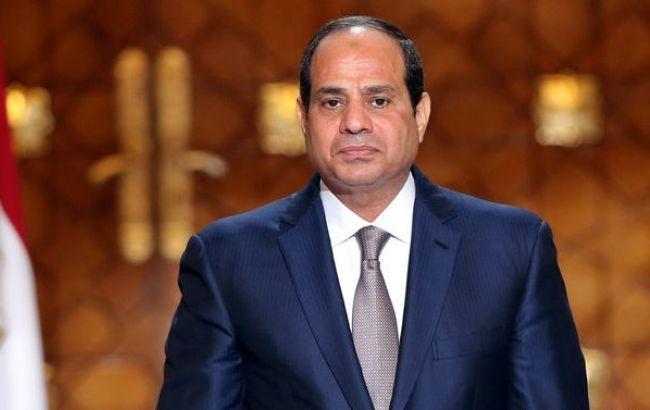 Фото: Абдель ас-Сиси ужесточил защиту объектов Египта