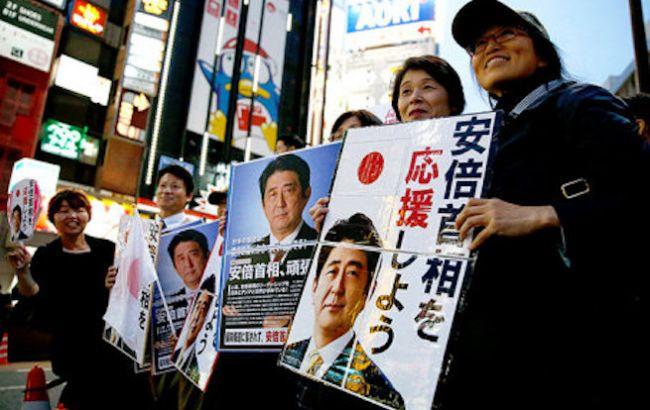 В Японии сегодня пройдут выборы в верхнюю палату парламента