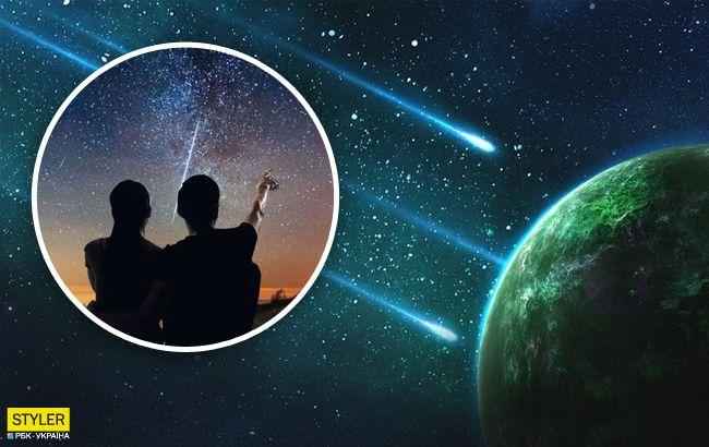 Самый мощный звездопад года: названа дата пика Геминид