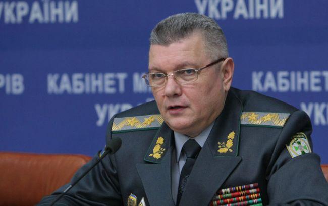 Погранслужба Украины начала облагораживание «Стены» в«Луганской области»