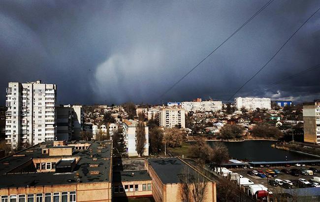 Фото: погода (facebook.com)