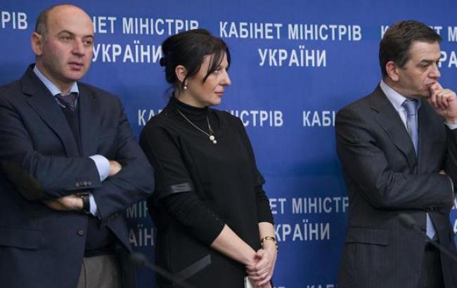 Зачем в Минюст пришли грузины?