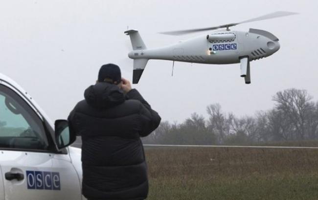 Консультації щодо відновлення роботи безпілотників ОБСЄ на Донбасі поки безрезультатні, - МЗС РФ