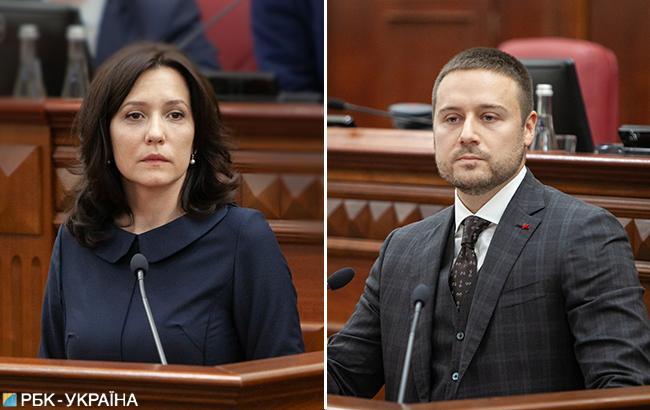 Киеврада назначила двух новых заместителей главы КГГА