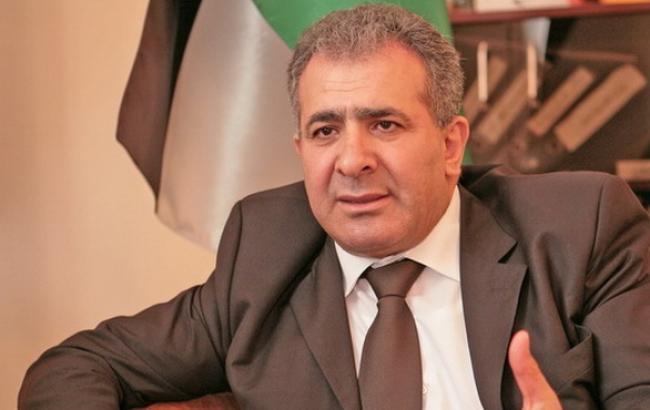 """Посол Палестины: """"Донбасс был, есть и будет частью Украины"""""""