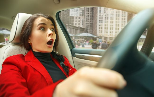 Помилки, які можуть призвести водіїв до серйозних аварій і загибелі