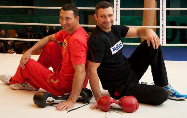 Фото: Братья Кличко (klitschko-brothers.com)