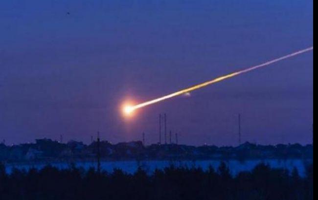 Фото: на території Росії впав метеорит