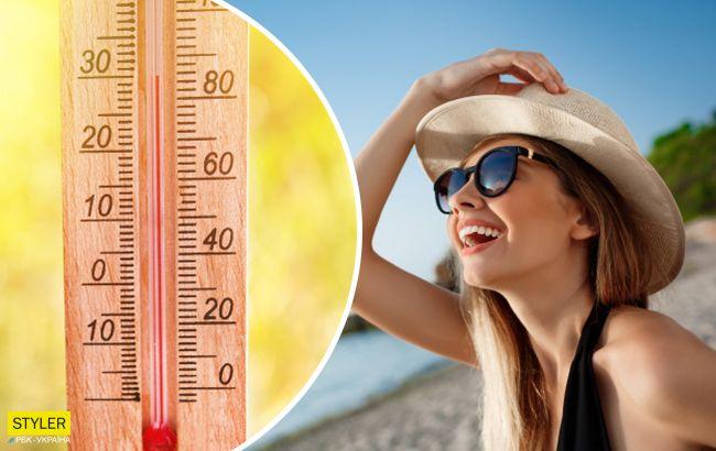 В Украину возвращается лето: где воздух прогреется выше 20 градусов