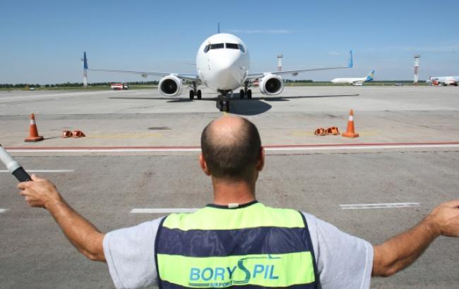 МАУ переведе всі внутрішні рейси в термінал D з 25 листопада