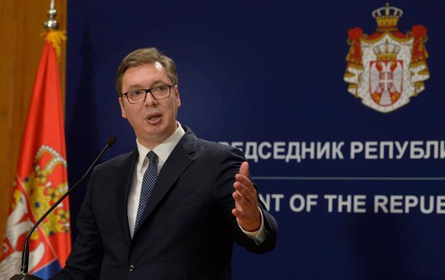 Сербія шукає підтримки з боку РФ і Китаю у зв'язку з планами створити армію Косова