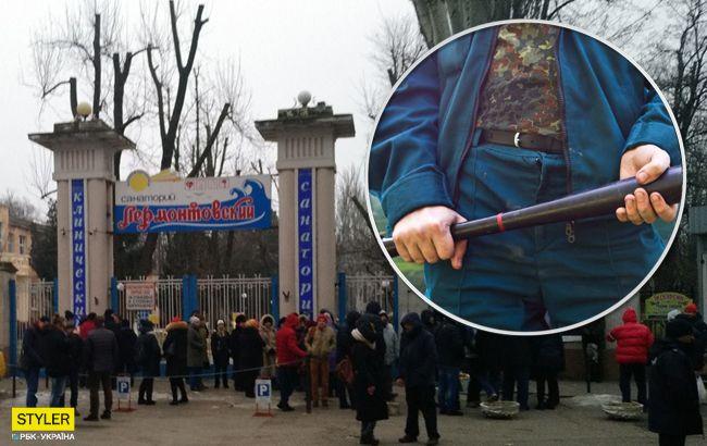 Всех пациентов выкинули на улицу: детали скандала в Одессе
