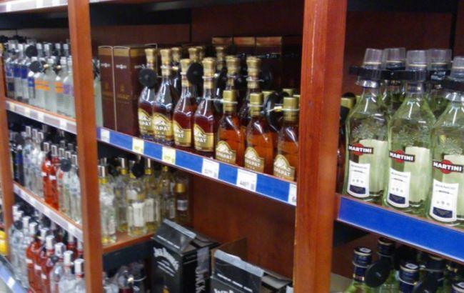 Фото: в Украине отменили обязательную сертификацию импортного алкоголя