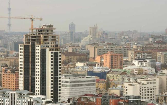 Обсяги будівництва в Україні в жовтні скоротилися на 31,6% - до 4,8 млрд грн, - Держстат