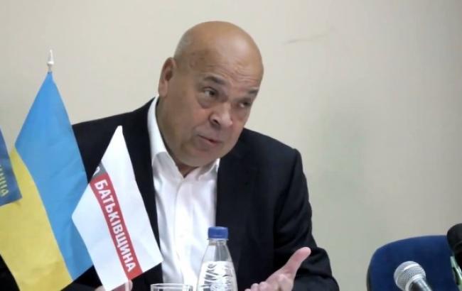 Москаль закликає ВККСУ звільнити суддю, який звільнив чиновника-сепаратиста