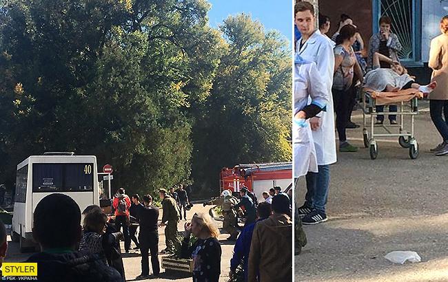 Трагедия в Керчи: в сети появились фотографии погибших