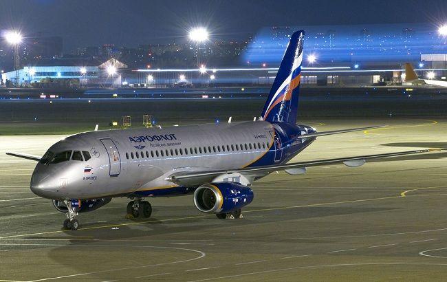 """Ряду российских авиакомпаний, среди которых """"Аэрофлот"""", будут запрещены полеты в Украину"""