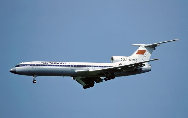 Фото: причиной катастрофы российского Ту-154 стало поведение пилота