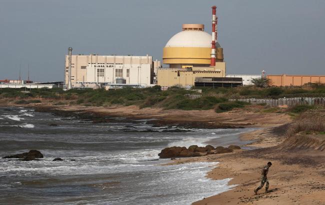 Фото: в Індії планують побудувати 10 нових ядерних реакторів