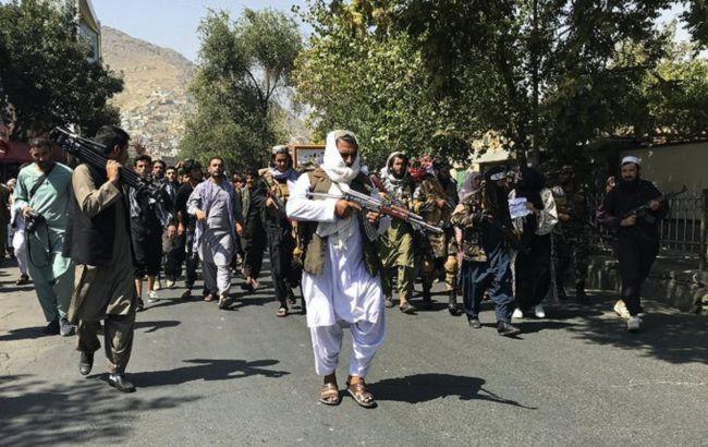 Таліби заборонили проводити акції протесту в Афганістані