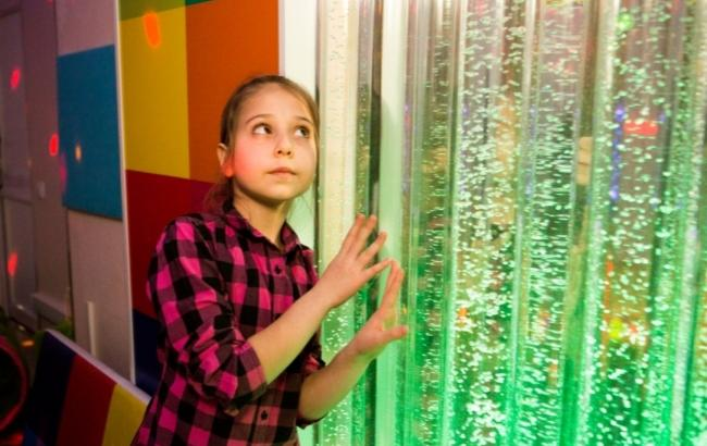 Фото: У Вінниці відкрили кімнату для особливих дітей (arvita.ru)
