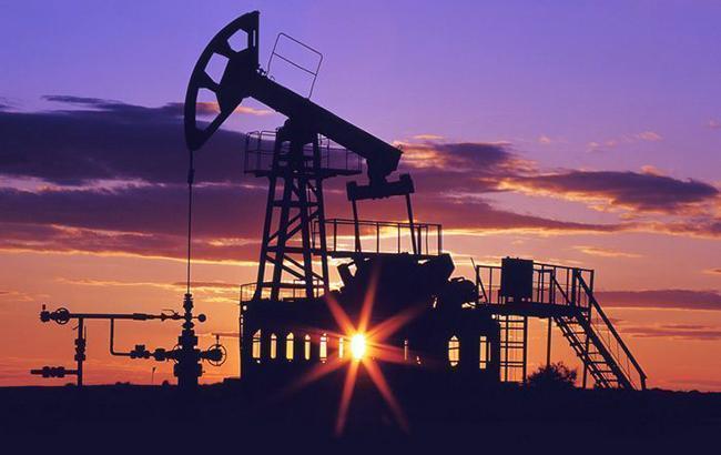 Нефть Brent торгуется ниже 78 долларов за баррель