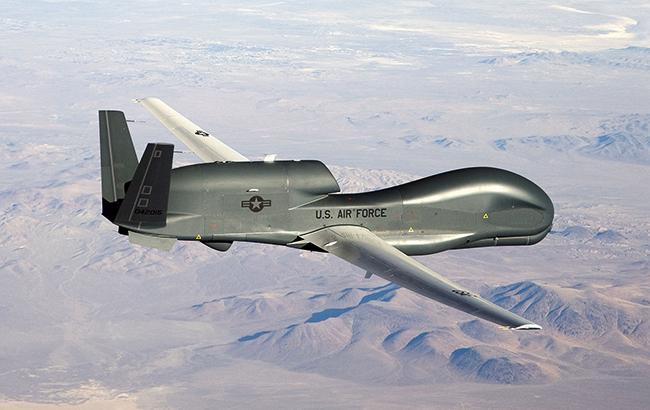 Фото: американский беспилотник (af.mil)