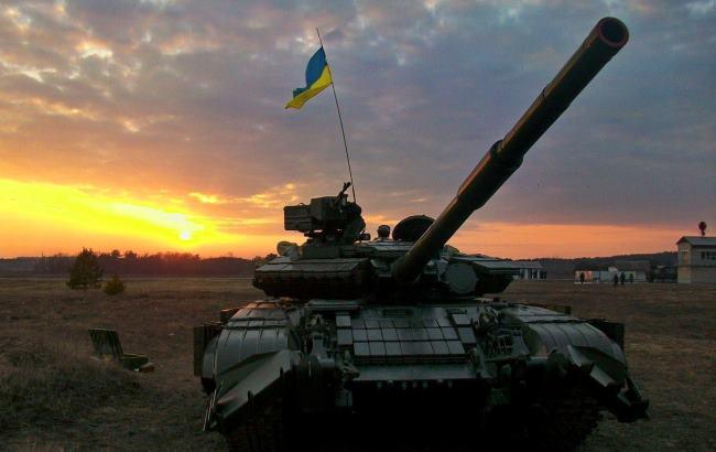 З'явилося вражаюче відео навчань українських танкістів у Карпатах