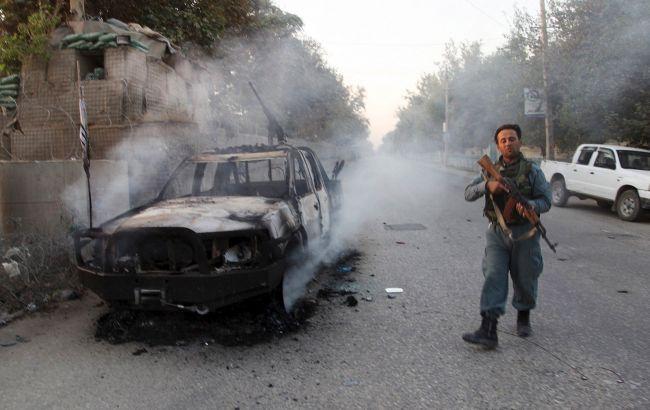 ВАфганистане в итоге взрыва погибло 14 человек
