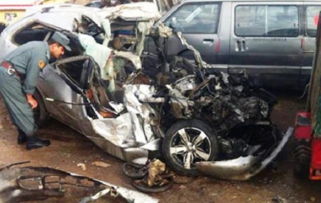 В Афганистане столкнулись три автомобиля, 11 человек погибли