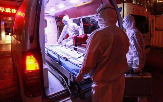 ВОЗ заявила о резком увеличении заболевших коронавирусом вне Китая