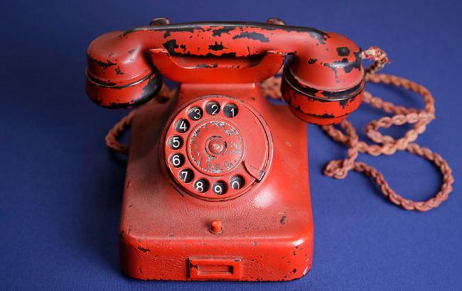 Личный телефон Гитлера выставили на торги