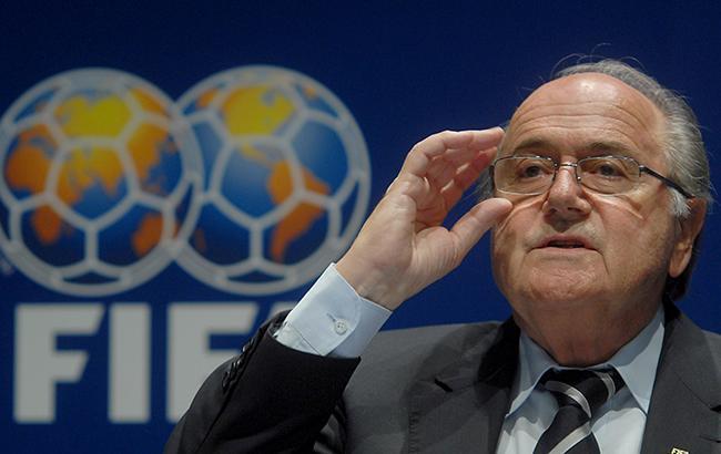 cd34806a4f37 Бывший президент Международной федерации футбола (ФИФА) Йозеф Блаттер  заявил, что Катар нечестным путем получил право на проведение чемпионата  мира-2022.