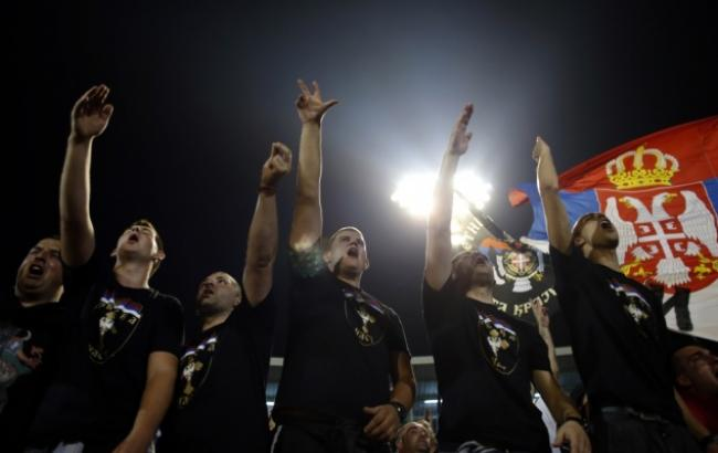 Сербские клубы могут быть отстранены отеврокубков